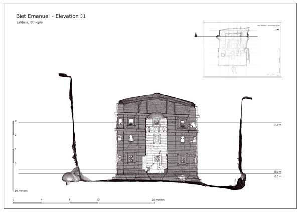 Elevation of Bet Emanuel