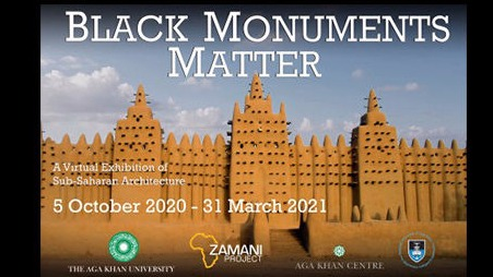 Black Monuments Matter - A Virtual Exhibition of Sub-Saharan Architecture