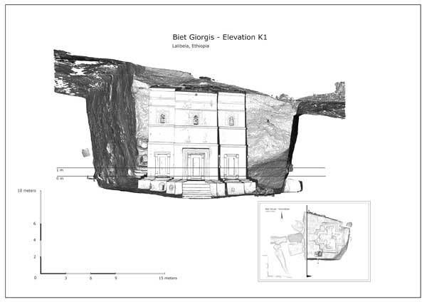 Elevation of Bet Girgis
